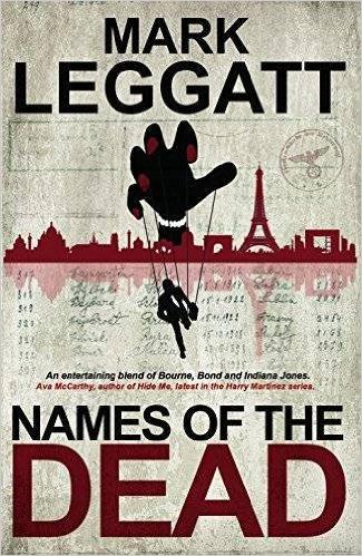 Mark Legatt names of the dead